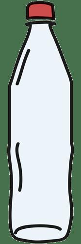 Mehrweg-PET-Flasche