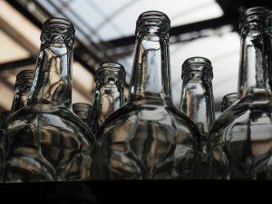 Glasflaschen - Eine Produktion mit Nachhaltigkeit